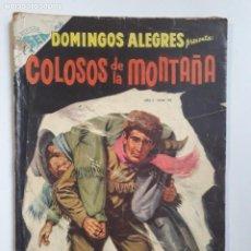 Tebeos: OPORTUNIDAD! - COMIC EN REGULAR ESTADO - DOMINGOS ALEGRES Nº 46 - ORIGINAL EDITORIAL NOVARO. Lote 216457013