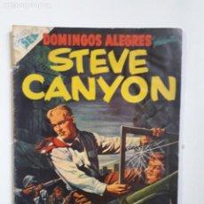 Tebeos: OPORTUNIDAD! - COMIC EN REGULAR ESTADO - DOMINGOS ALEGRES Nº 77 - STEVE CANYON - EDITORIAL NOVARO. Lote 216457993