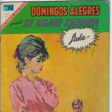 Giornalini: DOMINGOS ALEGRES: SU MEJOR CARRERA - AÑO XIV - Nº 682 - ABRIL 23 DE 1967 ** EDITORIAL NOVARO **. Lote 216492242
