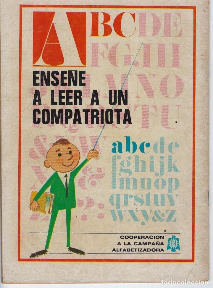 Tebeos: DOMINGOS ALEGRES: MAGNUS - AÑO XII - Nº 607 - NOV. 14 DE 1965 ** EDITORIAL NOVARO ** - Foto 2 - 216493402