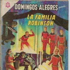 Tebeos: DOMINGOS ALEGRES: MAGNUS - AÑO XI - Nº 561 - DIC. 27 DE 1964 ** EDITORIAL NOVARO **. Lote 216538921