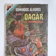 Tebeos: DOMINGOS ALEGRES Nº 1051 - DAGAR EL INVENCIBLE! - ORIGINAL EDITORIAL NOVARO. Lote 216622030