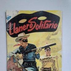 BDs: OPORTUNIDAD! - COMIC EN REGULAR ESTADO - EL LLANERO SOLITARIO Nº 41 - ORIGINAL EDITORIAL NOVARO. Lote 216622287