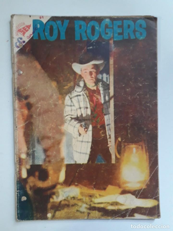 OPORTUNIDAD! - COMIC EN REGULAR ESTADO - ROY ROGERS Nº 69 - EDITORIAL NOVARO (Tebeos y Comics - Novaro - Roy Roger)