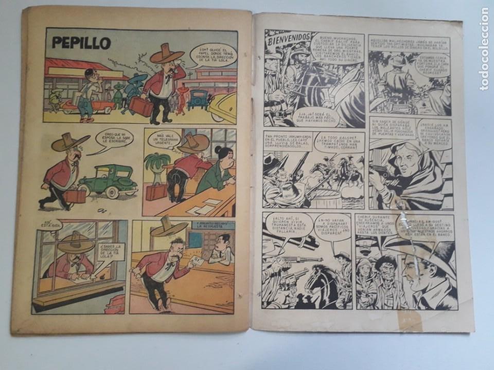 Tebeos: Oportunidad! - Comic en regular estado - Roy Rogers nº 69 - editorial Novaro - Foto 3 - 216623077