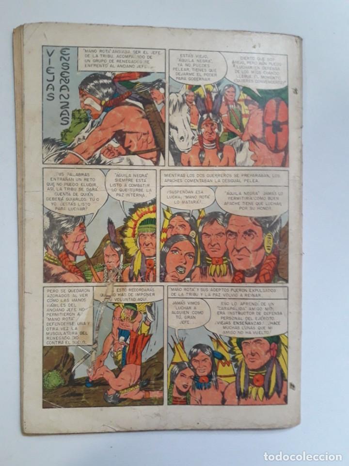 Tebeos: Oportunidad! - Comic en regular estado - Roy Rogers nº 69 - editorial Novaro - Foto 4 - 216623077