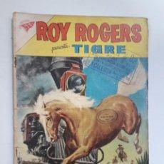 Tebeos: OPORTUNIDAD! - COMIC EN REGULAR ESTADO - ROY ROGERS Nº 115 - EDITORIAL NOVARO. Lote 216623223