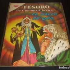 Tebeos: TESORO DE CUENTOS CLÁSICOS 58 NOVARO. Lote 216827537