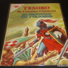 Tebeos: TESORO DE CUENTOS CLÁSICOS 63 NOVARO. Lote 216827628