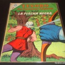 Tebeos: TESORO DE CUENTOS CLÁSICOS 89 NOVARO. Lote 216827936