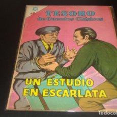 Tebeos: TESORO DE CUENTOS CLÁSICOS 90 NOVARO. Lote 216827948