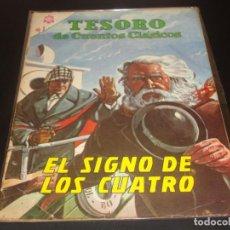 Tebeos: TESORO DE CUENTOS CLÁSICOS 91 NOVARO. Lote 216827975