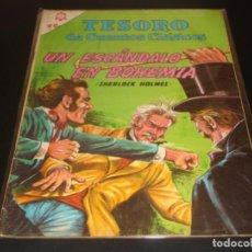 Tebeos: TESORO DE CUENTOS CLÁSICOS 92 NOVARO. Lote 216828001