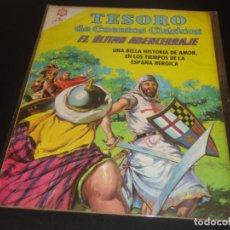 Tebeos: TESORO DE CUENTOS CLÁSICOS 102 NOVARO. Lote 216828040
