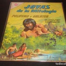Tebeos: JOYAS DE LA MITOLOGIA 46 NOVARO. Lote 216829112