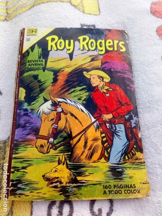 ROY ROGERS REVISTA EXTRA Nº 6 NOVARO (Tebeos y Comics - Novaro - Red Ryder)