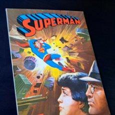 Tebeos: EXCELENTE ESTADO SUPERMAN TOMO XXXVII LIBRO COMIC NOVARO. Lote 216953041