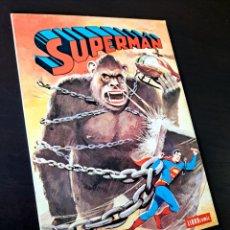 Tebeos: DE KIOSCO SUPERMAN TOMO XXXVIII LIBRO COMIC NOVARO LIBROCOMIC. Lote 216953645