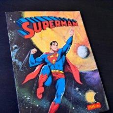 Tebeos: CASI EXCELENTE ESTADO SUPERMAN TOMO XXII LIBRO COMIC NOVARO. Lote 216953773