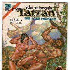 Tebeos: TARZAN DE LOS MONOS Nº 2-560 EDITORIAL NOVARO SERIE AGUILA 1977. Lote 217047400