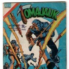 Tebeos: TOMAJAUK Nº 2-301 EDITORIAL NOVARO SERIE AGUILA 1979. Lote 217049031