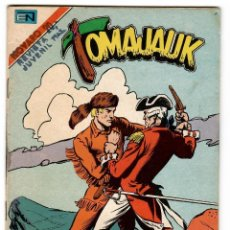 Tebeos: TOMAJAUK Nº 2-305 EDITORIAL NOVARO SERIE AGUILA 1979. Lote 217049058