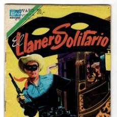 Livros de Banda Desenhada: EL LLANERO SOLITARIO Nº 2-444 EDITORIAL NOVARO SERIE AGUILA 1979. Lote 217075710