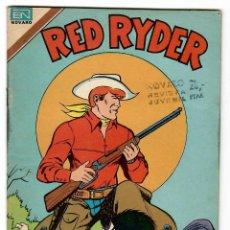 Tebeos: RED RAYDER Nº 2-456 EDITORIAL NOVARO SERIE AGUILA 1979. Lote 217078346