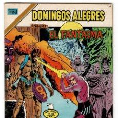 Tebeos: EL FANTASMA Nº 2-1211 EDITORIAL NOVARO SERIE AGUILA 1977. Lote 217082385
