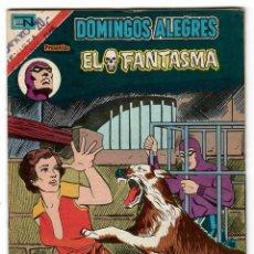 Tebeos: EL FANTASMA Nº 2-1307 EDITORIAL NOVARO SERIE AGUILA 1979. Lote 217082472