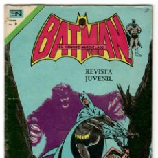 Tebeos: BATMAN Nº 787 EDITORIAL NOVARO SERIE AGUILA 1975. Lote 217084388