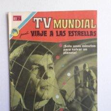 Tebeos: VIAJE A LAS ESTRELLAS!! - TV MUNDIAL Nº 235 - ORIGINAL EDITORIAL NOVARO. Lote 217285213