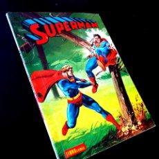 Tebeos: CASI EXCELENTE ESTADO SUPERMAN TOMO XI LIBROCOMIC NOVARO. Lote 217404125