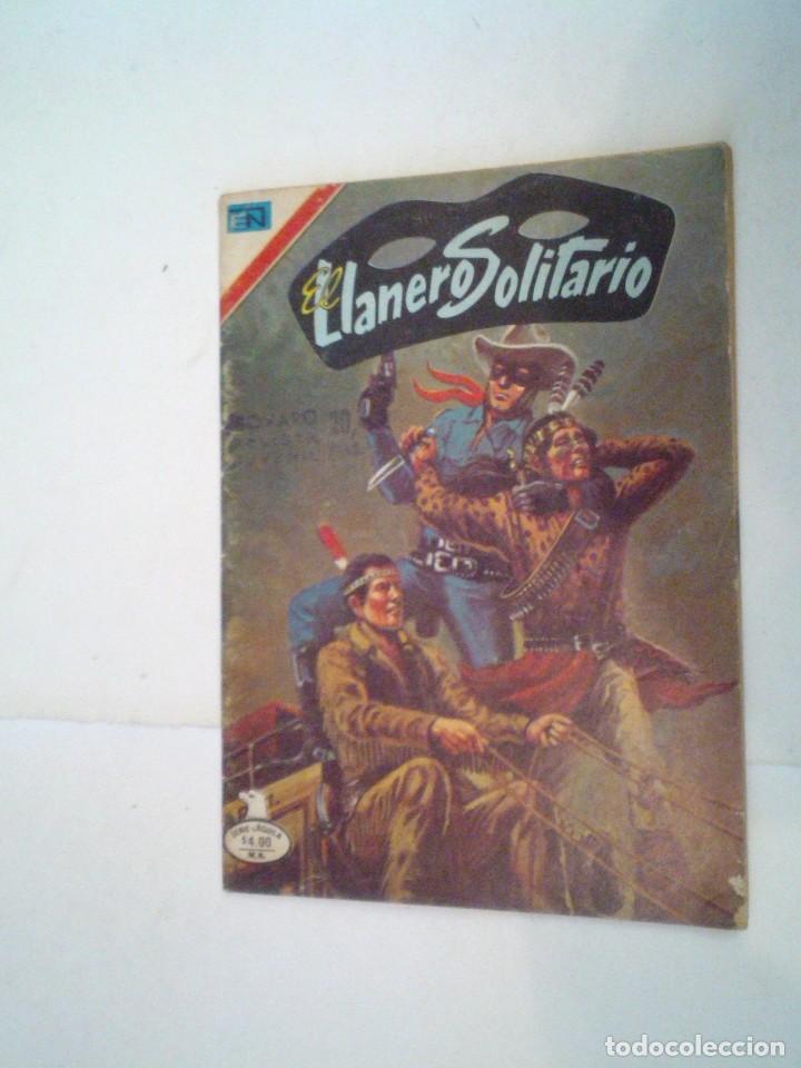 EL LLANERO SOLITARIO - NOVARO - NUMERO 2-418 - GORBAUD - CJ 118 (Tebeos y Comics - Novaro - El Llanero Solitario)