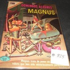 Giornalini: DOMINGOS ALEGRES MAGNUS # 825 MUY BUEN ESTADO. Lote 217482217