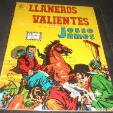 Tebeos: LLANEROS VALIENTES # 100 EDITORIAL SOL BUEN ESTADO. Lote 217486617