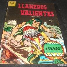 Tebeos: LLANEROS VALIENTES # 96 EDITORIAL SOL BUEN ESTADO. Lote 217486636