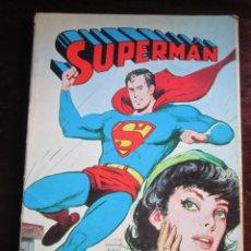 Tebeos: SUPERMAN LIBRO COMIC TOMO XXV 25 EDITORIAL NOVARO 1976. Lote 217488003