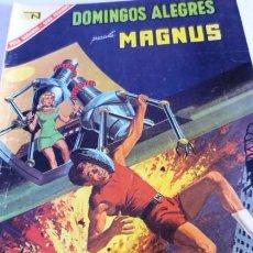 Livros de Banda Desenhada: VINTAGE CÓMIC DE DOMINGOS ALEGRES PRESENTA MAGNUS AÑOS 60S. Lote 217490183