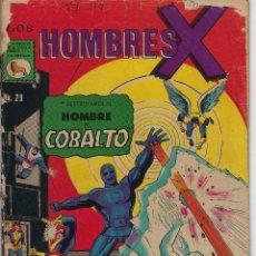 Tebeos: LOS HOMBRES X - Nº 29 - MAYO 31 DE 1968 *** EDITORIAL LA PRENSA MÉXICO ***. Lote 217901806