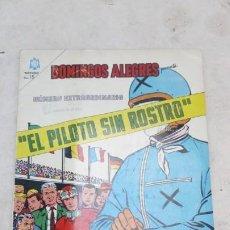 Tebeos: DOMINGOS ALEGRES EL PILOTO SIN ROSTRO 1 NOVIEMBRE 1964 NOVARO MUY BUEN ESTADO. Lote 218142573