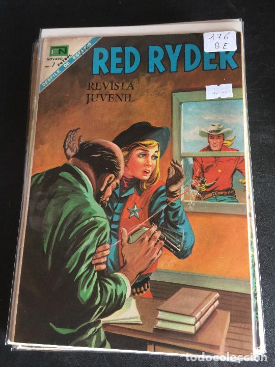 NOVARO RED RYDER NUMERO 176 BUEN ESTADO (Tebeos y Comics - Novaro - Red Ryder)