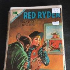 Tebeos: NOVARO RED RYDER NUMERO 176 BUEN ESTADO. Lote 218174792