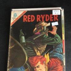 Tebeos: NOVARO RED RYDER NUMERO 144 NORMAL ESTADO. Lote 218174816