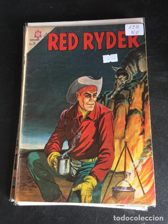 NOVARO RED RYDER NUMERO 128 NORMAL ESTADO (Tebeos y Comics - Novaro - Red Ryder)