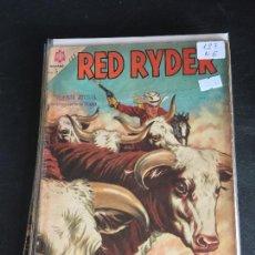 Tebeos: NOVARO RED RYDER NUMERO 127 NORMAL ESTADO. Lote 218175037