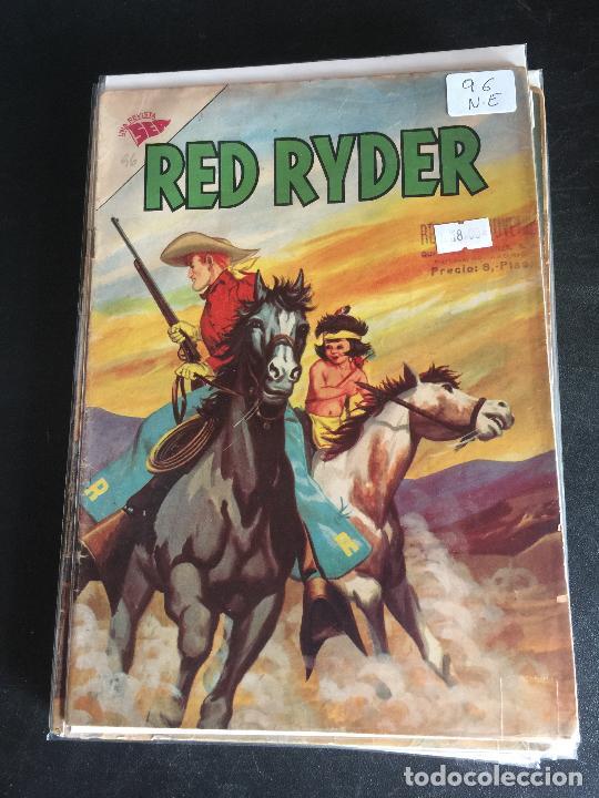 NOVARO RED RYDER NUMERO 96 NORMAL ESTADO (Tebeos y Comics - Novaro - Red Ryder)