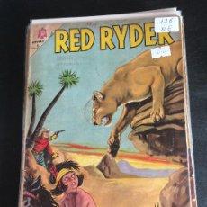 Tebeos: NOVARO RED RYDER NUMERO 126 NORMAL ESTADO. Lote 218175107