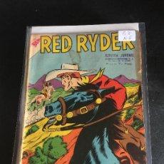 Tebeos: NOVARO RED RYDER NUMERO 53 NORMAL ESTADO. Lote 218176552