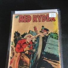 Tebeos: NOVARO RED RYDER NUMERO 52 NORMAL ESTADO. Lote 218176568